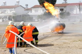 Civil Defence, National Preparation Against Natural Disasters and Emergency Incidents Drill