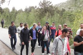 A Nature Walk was organised by the İNTERGAZ FAMİLY with the participation of its employees and their families.