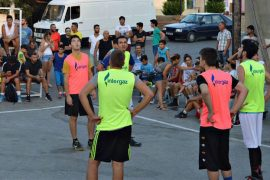 Street Basketball Games held on the 16th and 17th of July 2016