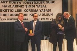 We Got Two Awards from TRNC Consumers Association