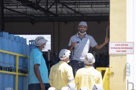 Intergaz, LPG Teknik Bilgilendirme ve LPG Yangınlarına Müdahale eğitimi gerçekleştirdi.