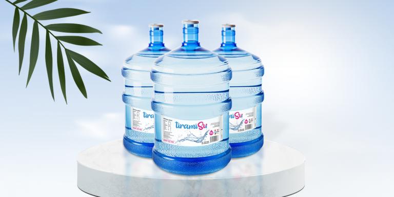 Tirami Su, tüketiciyle buluşuyor.